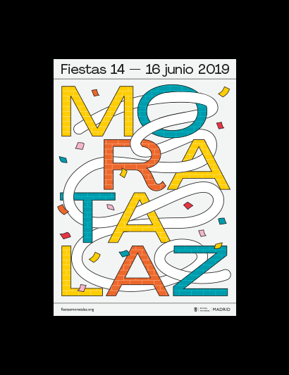 Fiestas Moratalaz 2019